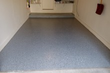 Spruce up your garage floor