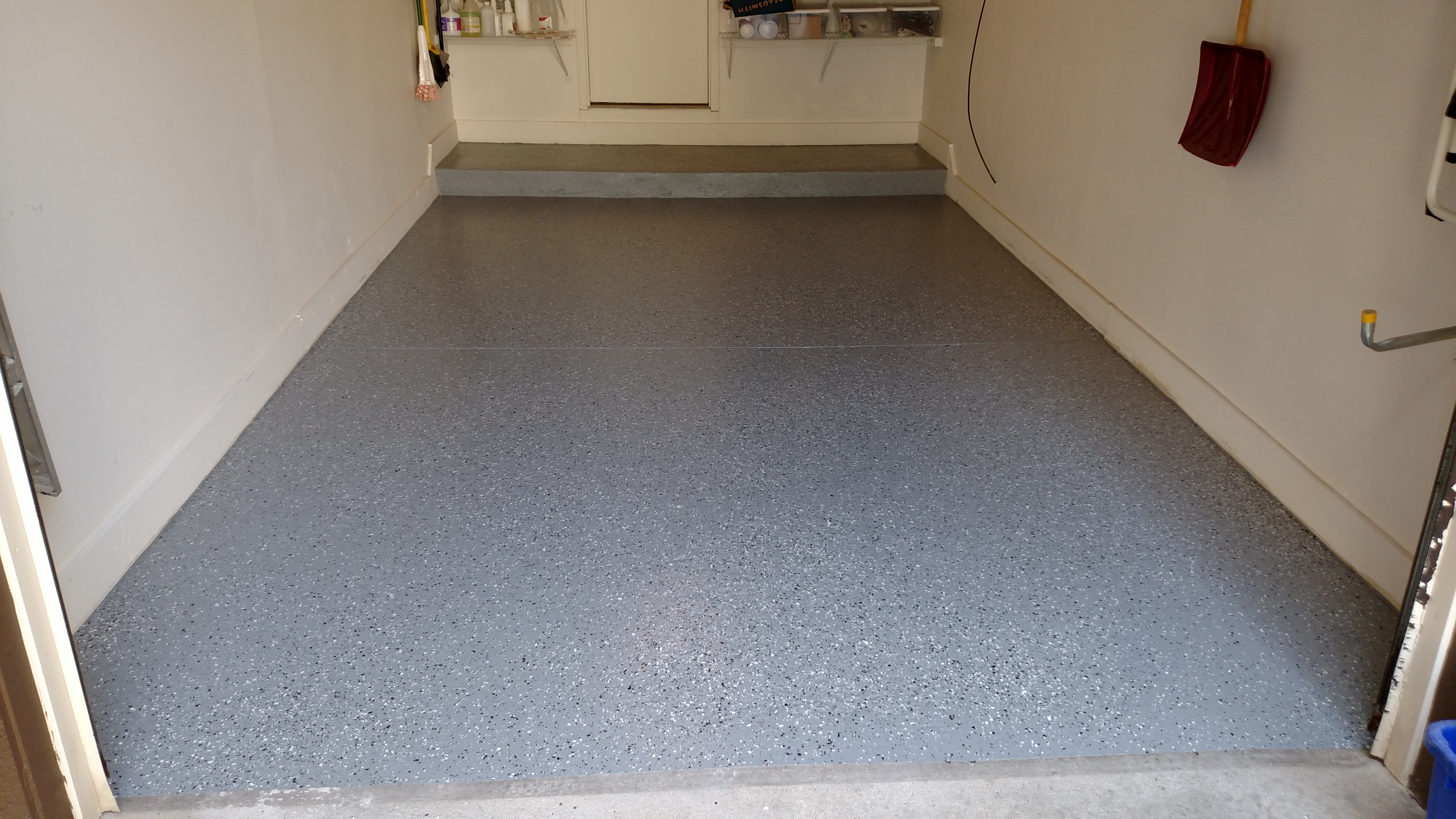 r garage your pros cons paint how to concrete floor homeadvisor staining flooring