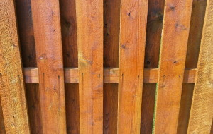 Restore your wood fence