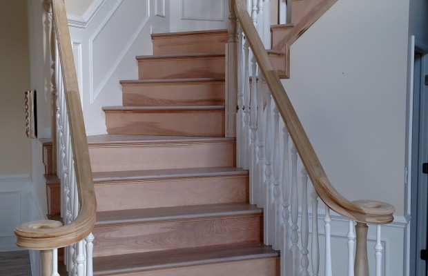 stairway before 1