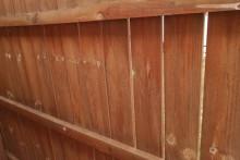 Let us clean up your fences & decks